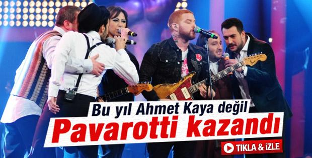 O Ses Türkiye'yi Hasan Doğru kazandı