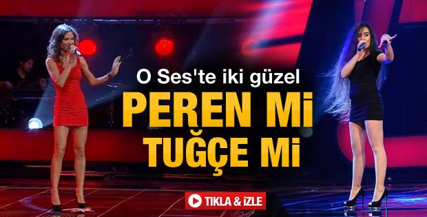 O Ses Türkiye'de iki büyülü ses
