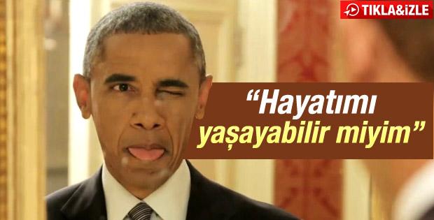 Obama'dan sosyal mesajlı BuzzFeed videosu - İzle
