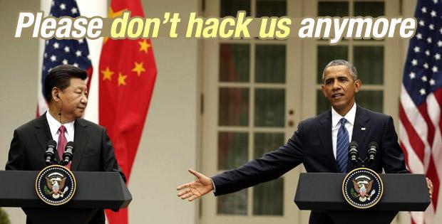 Obama'dan Çin lideri Cinping'e: Bizi hacklemeyi bırakın