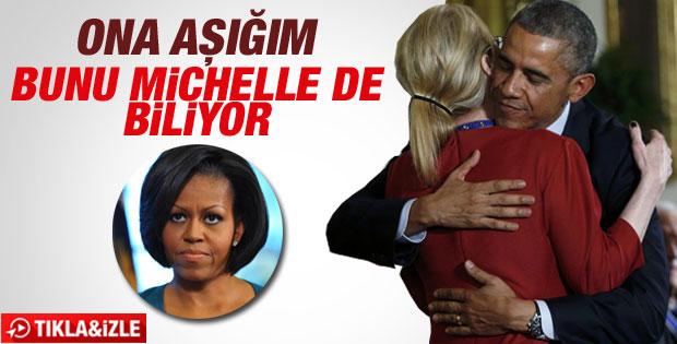 Obama: Meryl Streep'e aşığım bunu Michelle de biliyor