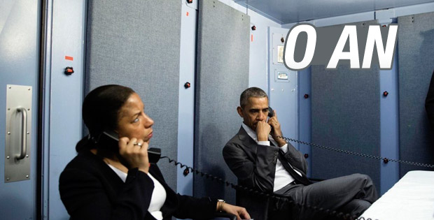 Obama'nın Brüksel saldırısını duyduğu o an