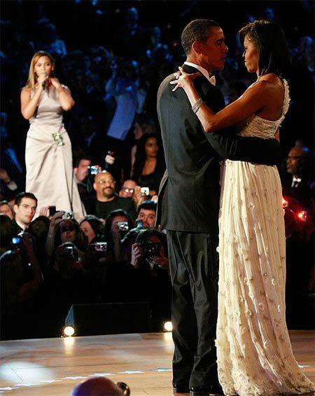 Obama ve Beyonce arasında ilişki iddiası