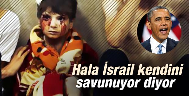 Obama'dan Gazze açıklaması