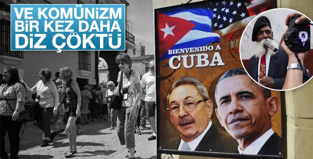 Obama 90 yıl sonra Küba'da ilk ABD başkanı olacak