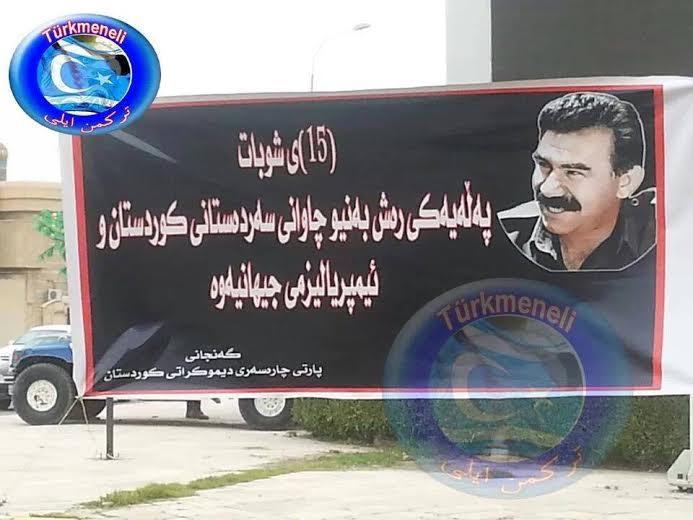 Türkmen liderden Öcalan ve fitne uyarısı