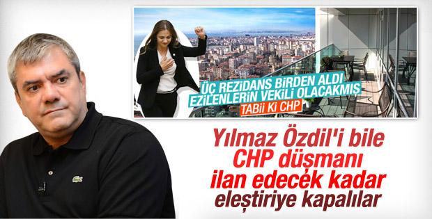 3 rezidans sahibi CHP'li solcu vekil mahalleyi karıştırdı