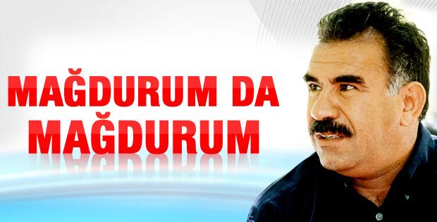 Öcalan'dan Anayasa Mahkemesi'ne sürpriz başvuru