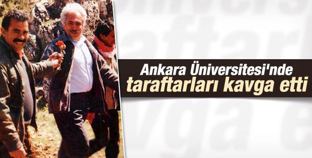 Ankara Üniversitesi'nde TGB PKK kavgası