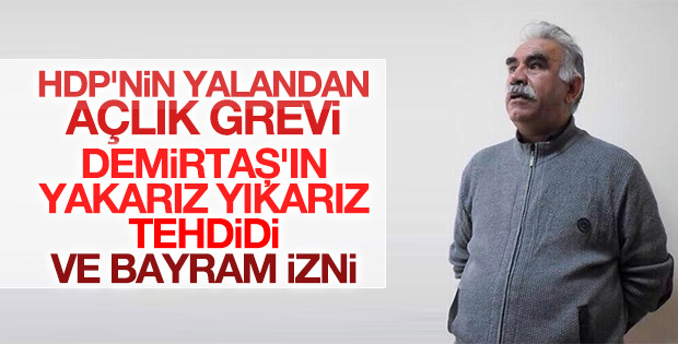 Öcalan'a görüşme izni çıktı