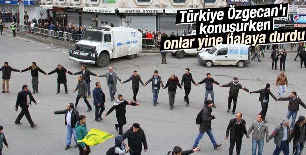 Öcalan'ın yakalanış yıldönümünde protestolar