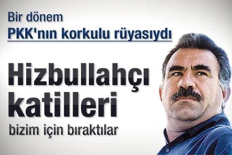 Öcalan: PKK Hizbullah'la bitirilmek isteniyor