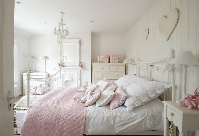 Yatak Odasi Icin Renk Secimi