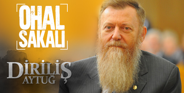 CHP'li Aytuğ Atıcı'nın OHAL sakalı