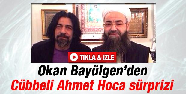 Okan Bayülgen'den Cübbeli Ahmet Hoca sürprizi - İzle