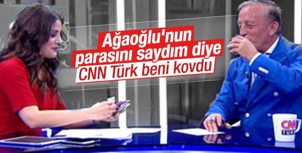 Ekin Olcayto Ali Ağaoğlu nedeniyle CNN Türk'ten kovuldu