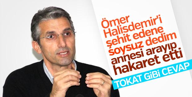 Ömer Halisdemir'in katili Nedim Şener'i aradı
