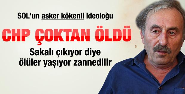 Ömer Laçiner: AK Parti'nin başarısının yarısı CHP'nin