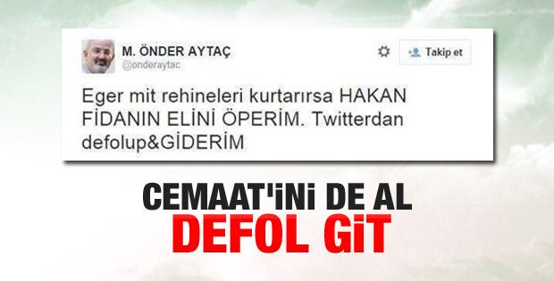 Önder Aytaç'ın IŞİD sözleri elinde patladı