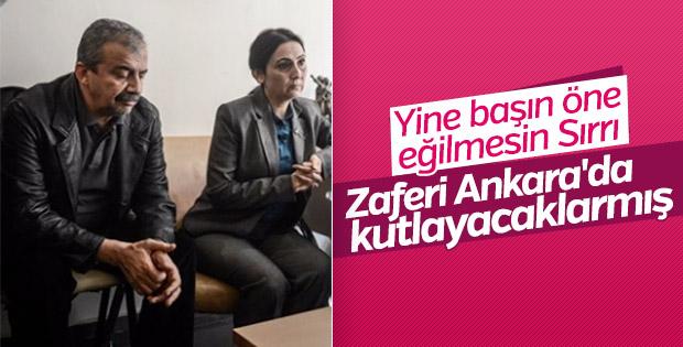 Sırrı Süreyya Önder 24 Haziran'da zafer bekliyor