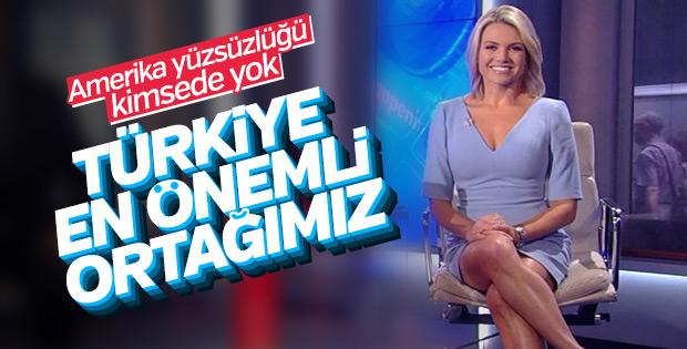 ABD Dışişleri Sözcüsü: Türkiye önemli bir müttefik