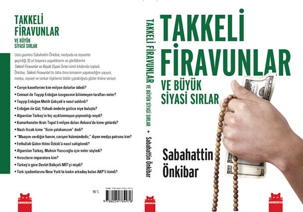 Sabahattin Önkibar'ın yeni kitabındaki Ilıcak ayrıntısı