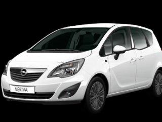 Opel Meriva'ya yeni dizel motor