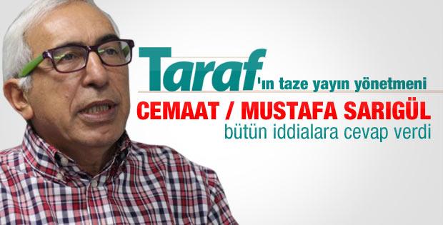 Taraf'ın başına geçen Oral Çalışlar ilk kez konuştu