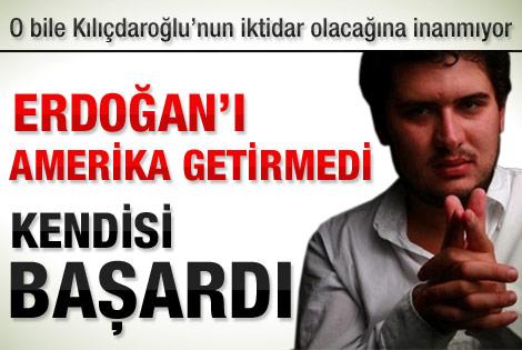 Oray Eğin: Erdoğan'ı Amerika falan getirmedi