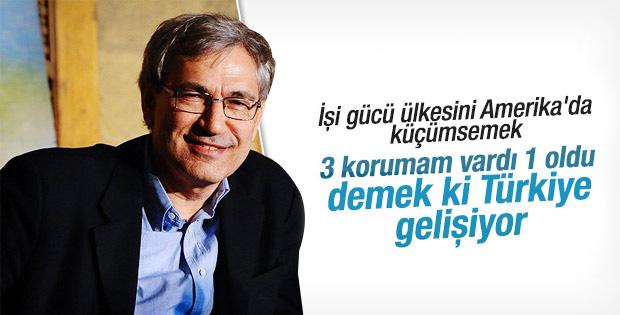 Orhan Pamuk'tan bir Türkiye küçümsemesi daha