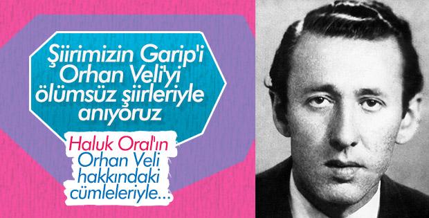 Edebiyatımızın özel şairlerinden Orhan Veli ve ölümsüz şiirleri