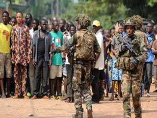 Orta Afrika'da İslam Devleti gerginliği