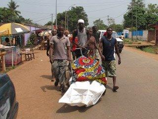 Orta Afrika'da bölünme krizi