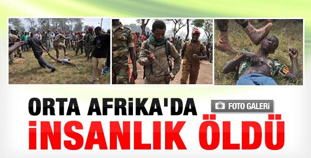 Orta Afrika'daki Müslümanlara yönelik katliama soruşturma