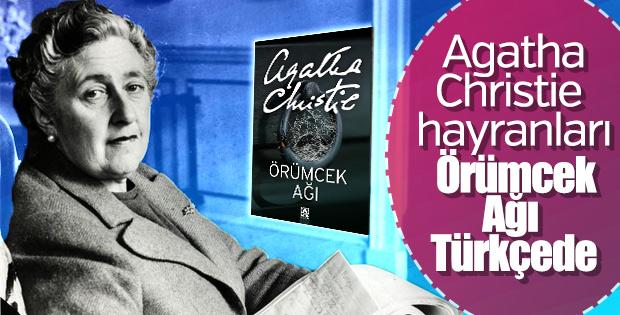 Agatha Christie ile geç kalınmış bir macera: Örümcek Ağı
