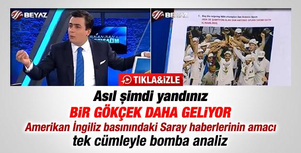 Osman Gökçek: Saray üzerinden Türkiye'ye saldırıyorlar