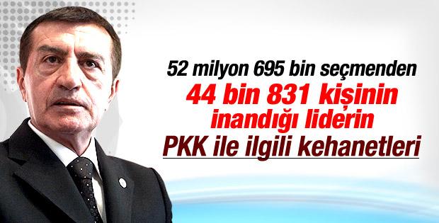Osman Pamukoğlu: PKK Türkiye'ye giriş için bekliyor