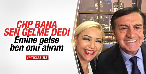CHP Osman Pamukoğlu'nu istemedi