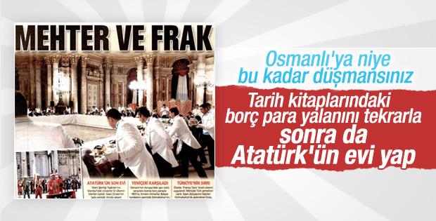 Posta gazetesinin Osmanlı nefreti
