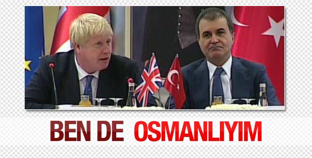 Boris Johnson'dan Türk halkına övgüler