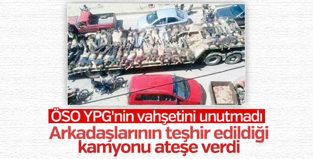 ÖSO YPG'den intikamını aldı