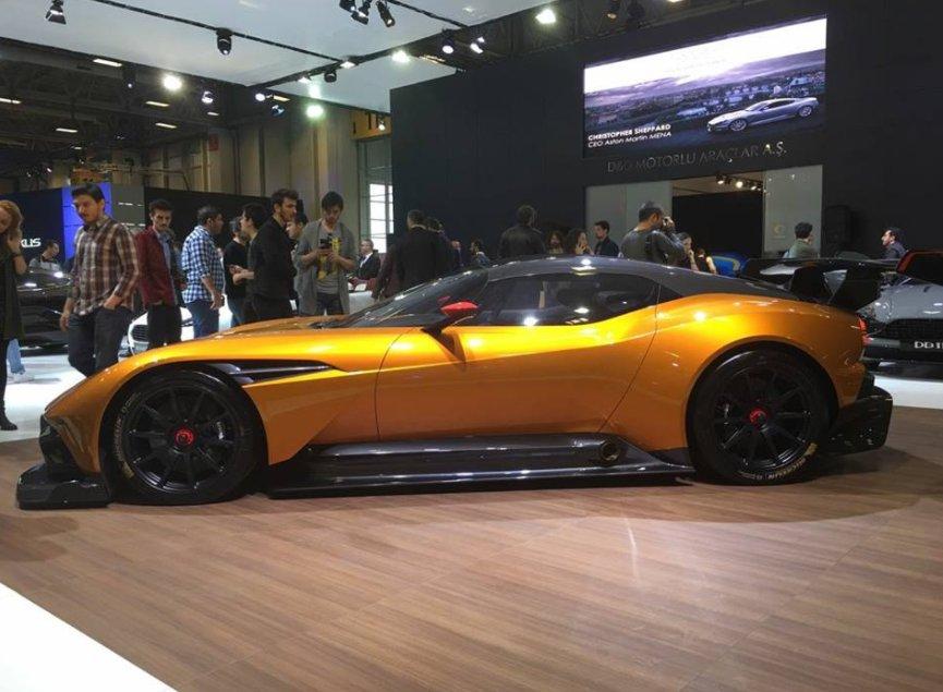 Istanbul Autoshow Fuarının En Pahalı Otomobili
