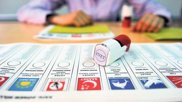 YSK'dan İstanbul'da 4 ilçe için yeni karar