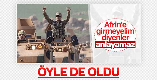 CHP Mehmetçik'in milli ittifak pozunu beğenmedi