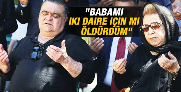 Ahmet Özal: Babamı iki daire için mi öldürdüm