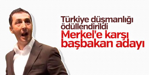 Cem Özdemir, Yeşiller Partisi'nin Başbakan adayı oldu