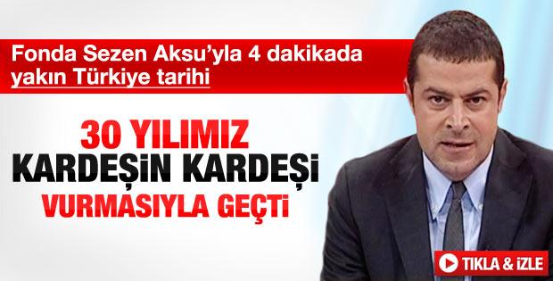 Özdemir'den duygusal Türkiye tarihi