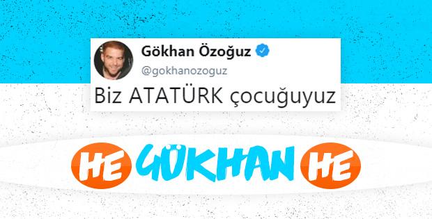 İnce kaybedince Gökhan Özoğuz: Atatürk çocuğuyuz biz