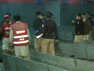 Pakistan'da sinemaya el bombalı saldırı