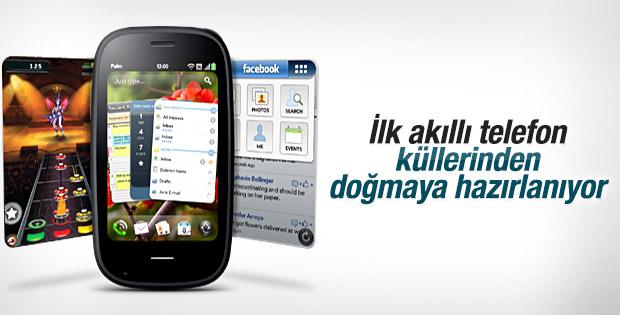 İlk akıllı telefon Palm geri dönüyor